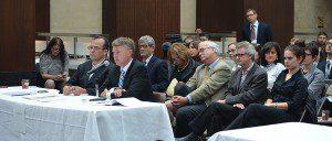 Ontario Press Council hearings
