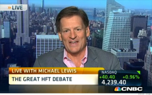 Michael Lewis on CNBC