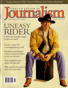 SUmmer 1998 Issue