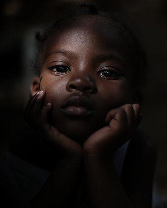 Lovely Avelus, Haiti 2010 earthquake survivor