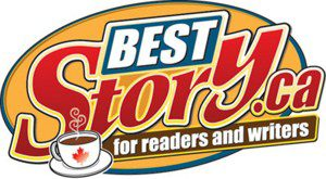 Best Story.ca for readers and writers logo