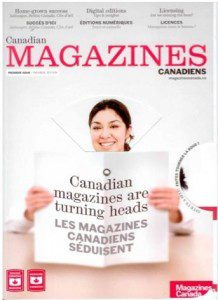 Canadian Magazine cover