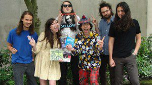 Nardwuar with Cults