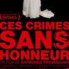 Ces Crimes Sans Honneur logo