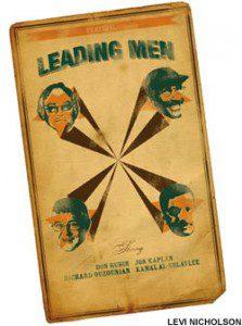 Leading men card