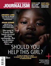 RRJ Summer 2012 magazine cover