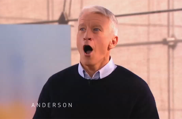Cooper Anderson shocked