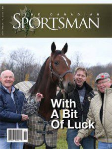 The Canadian Sportman magazine cover