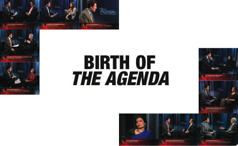 The Birth of The Agenda