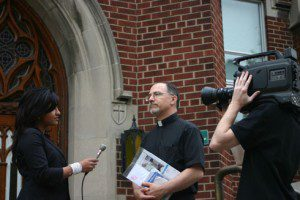Reporting on religion