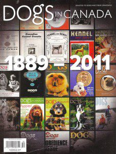 Dogs in Canada 1989 - 2011 cover