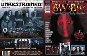Metal magazines