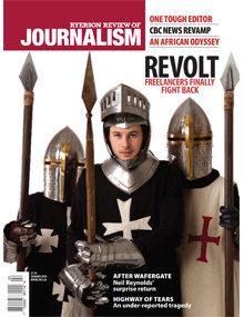 RRJ Spring 2010 magazine cover