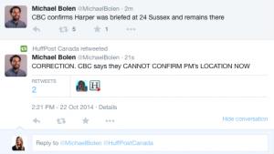 Michael Bolen tweets