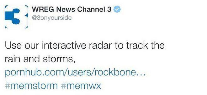 weather porn tweet