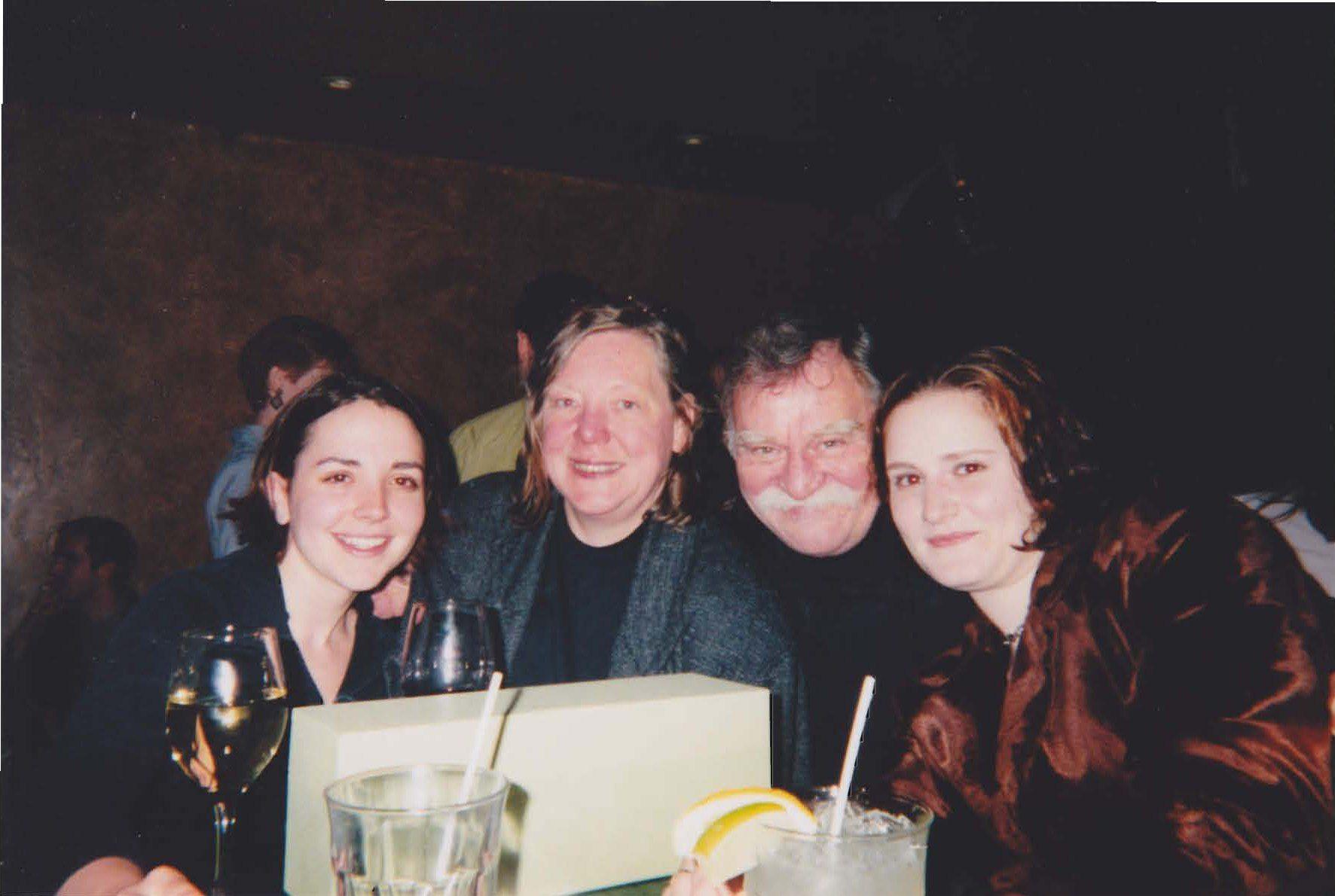 Don, Lynn, Kali, Krista (RRJ party)
