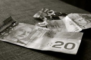 Canadian $20 bill