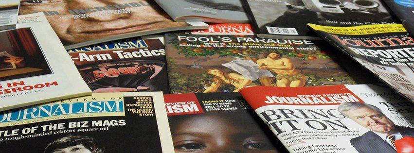 RRJ magazines