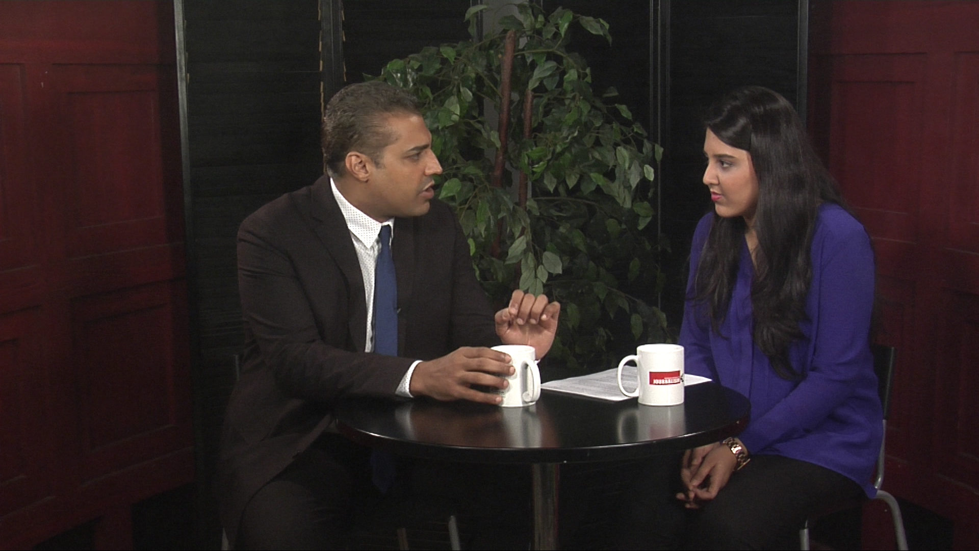 Fatima Syed interviews Mohamed Fahmy.