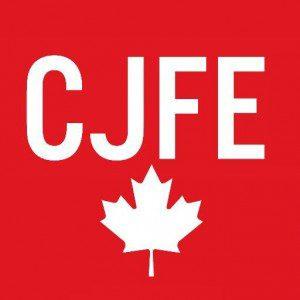 CJFE logo