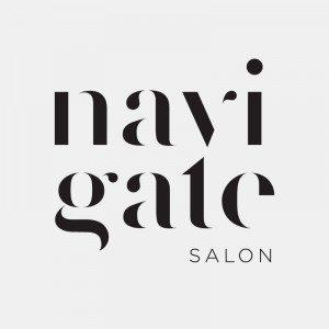 navigate salon logo