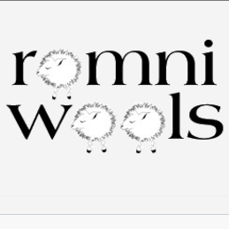 romni wools logo
