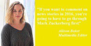 Allison Baker quote