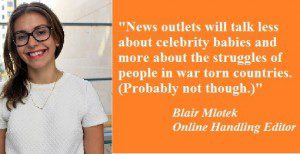 Blair Mlotek quote