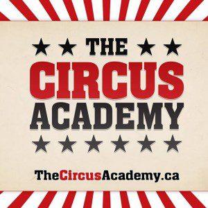 The Circus Academy logo