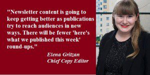 Elena Gritzan quote