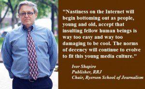 Ivor Shapiro quote