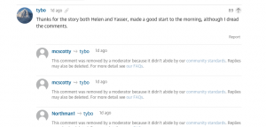 tybo and mcscotty comments
