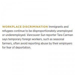 Workplace Discrimination slide