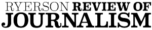 Ryerson Review of Journalism Logo