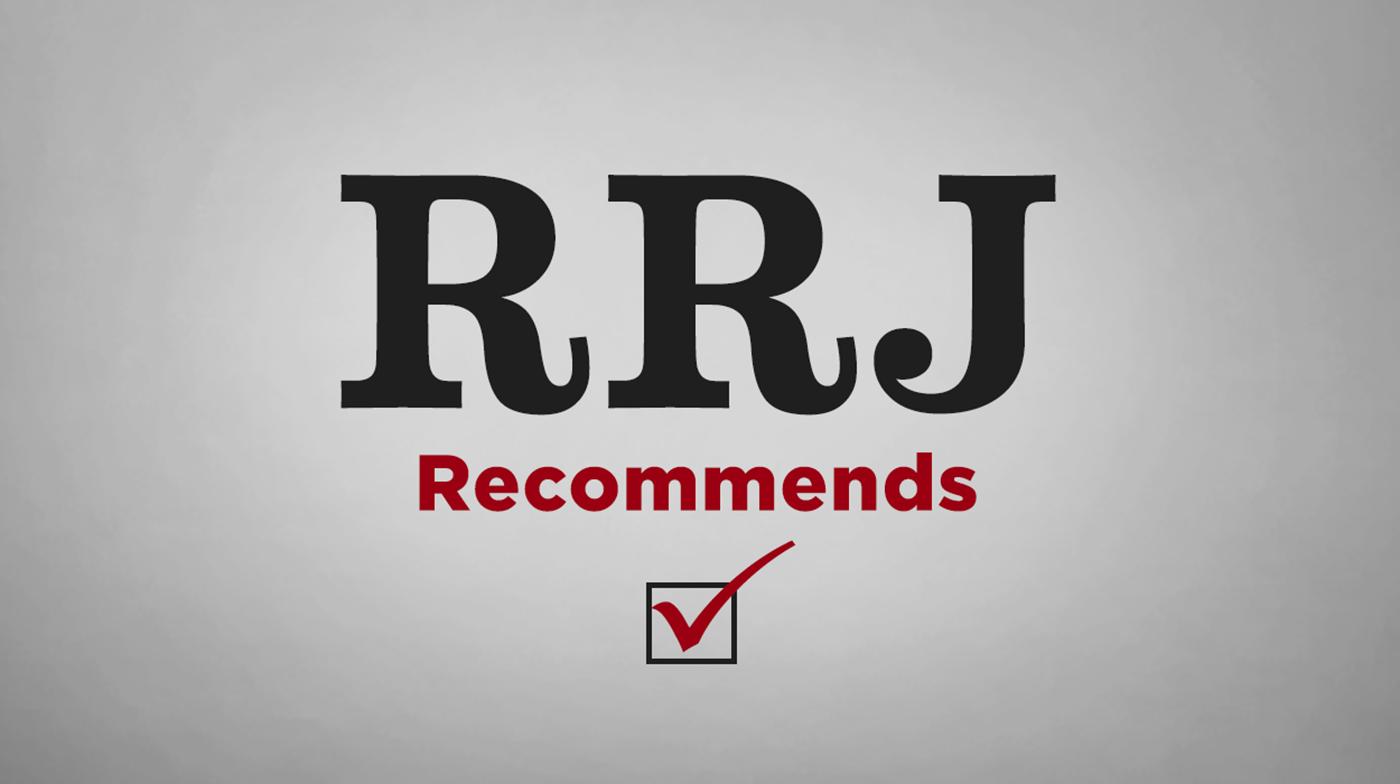 RRJ Recommends logo