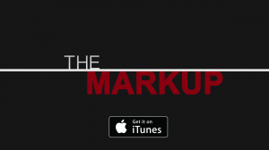 The Markup Podcast image available on iTunes