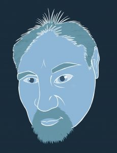 Steve Bonspiel illustration