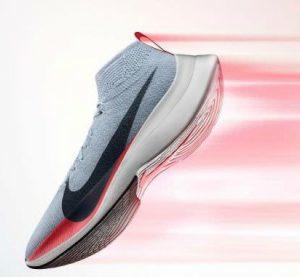 Nike zoom running shoe