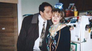 James Poland and Andrea Schneider