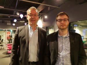 James Turk and Evan Balgord