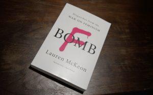 F Bomb by Lauren McKeon book cover