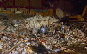 Mexico Earthquake/Courtesy Brett Gundlock