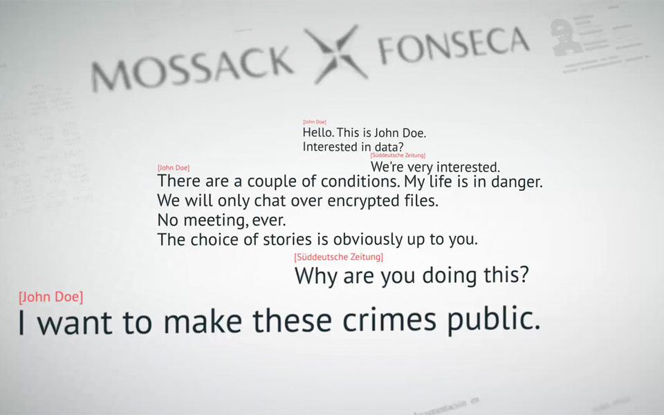 When they were released in 2016, the Panama Papers were the biggest leak in history. (Wikimedia Commons)