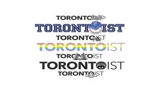 Torontoist 7 variations of logos