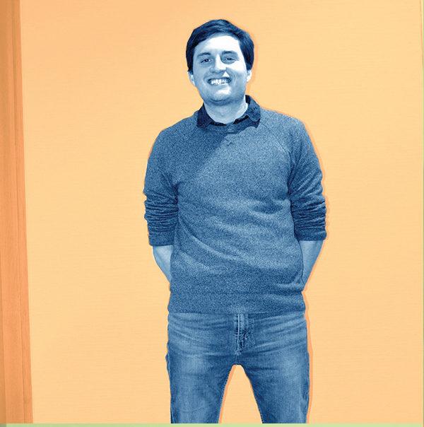 A portrait of Ryan Gaio