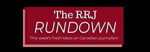 RRJ: The Rundown Newsletter