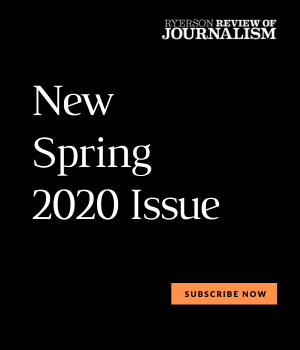 New Spring 2020 Issue Subscribe now