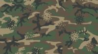 Camp print pattern