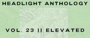 Headlight Anthology, volume 23 plain cover